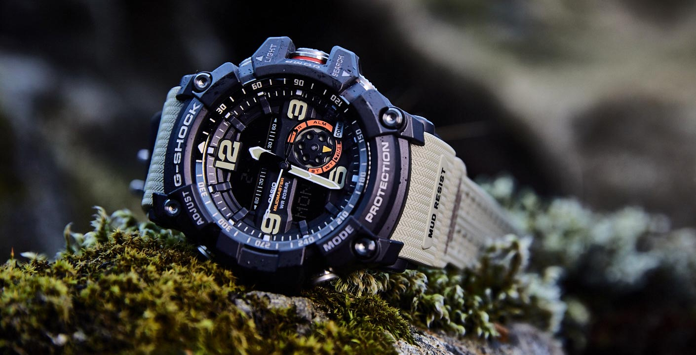 Master Of G Kollektion Von Shock Uhren Fr Tough Professionals Casio Gg 1000 1a Bilder Galerie