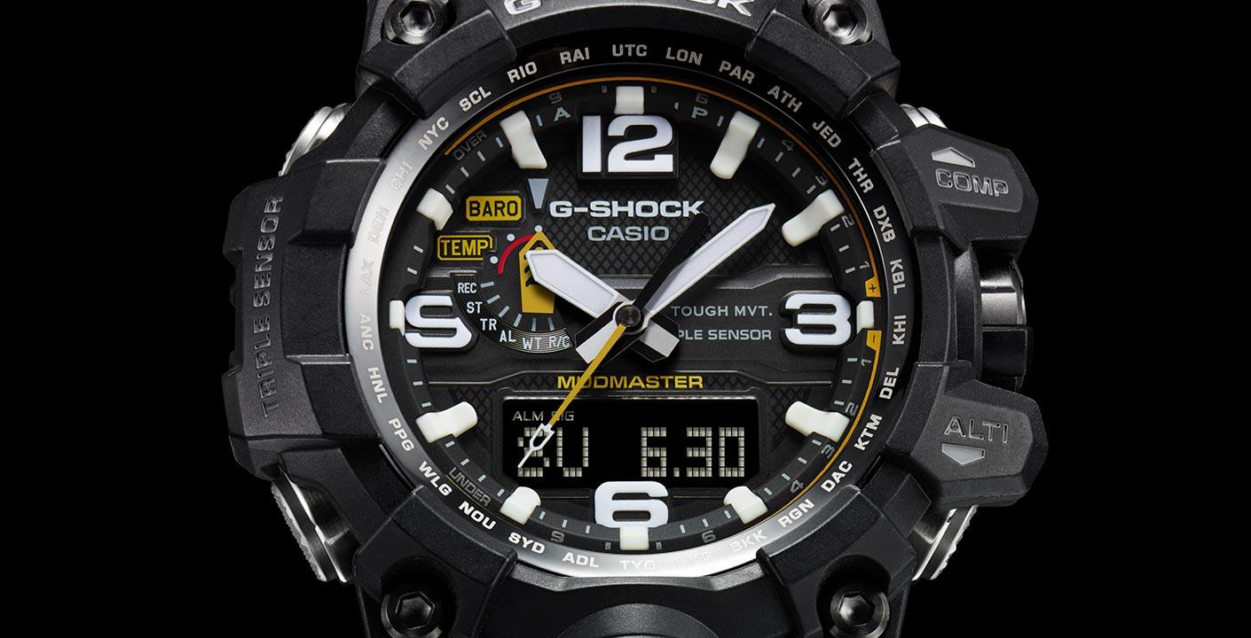 GWG-1000-1A3ER - Master of G - Watches | G-SHOCK