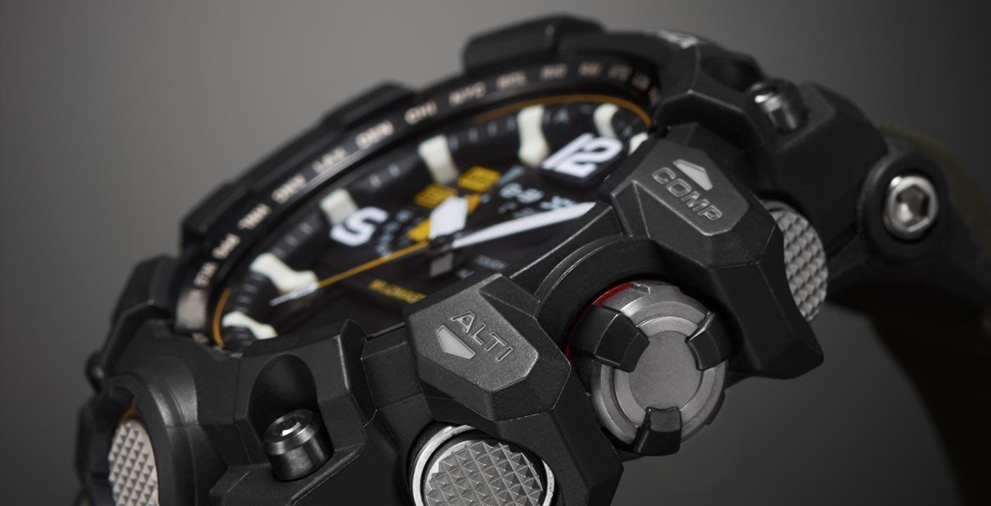 c7a0075a50d Coleção MASTER OF G da G-SHOCK– Relógios para profissionais inflexíveis