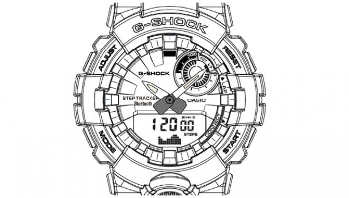 2db3fa86a955 GBA-800-1AER - G-SQUAD - Relojes