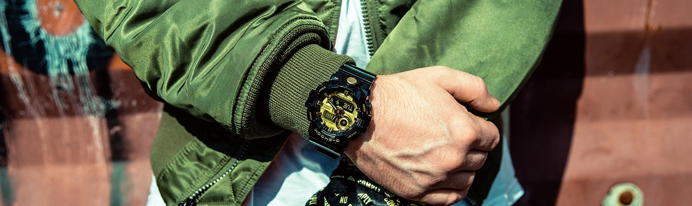 G SHOCK NO COMPLY LIMITED EDITION G SHOCK Life | G SHOCK
