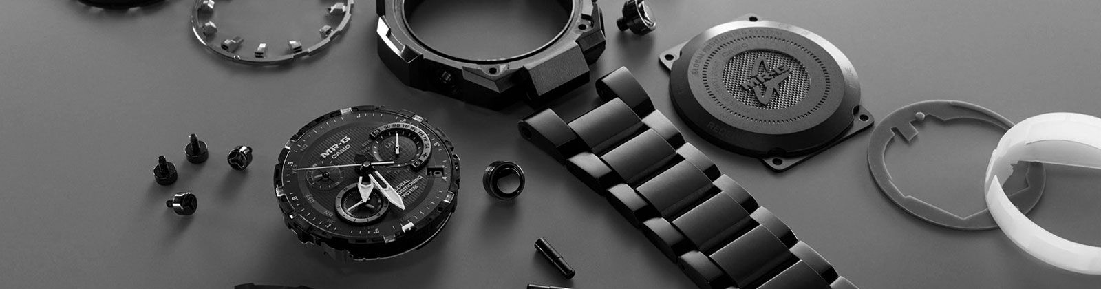 G Shock Service Support
