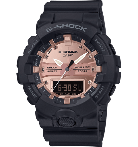 872fb5a095657 ORIGINAL COLLECTION from G-SHOCK — for all those who love and live style