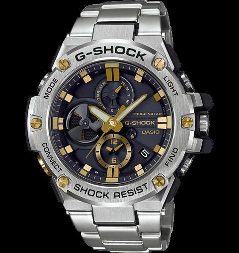 b9cb37c77f5 COLEÇÃO G-STEEL da G-SHOCK – Quando o estilo surge da funcionalidade!