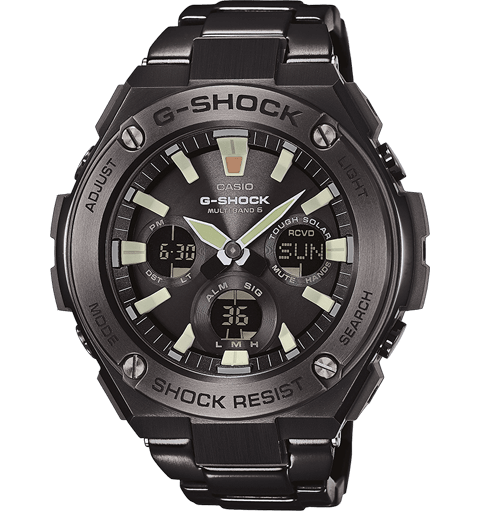 6fa35760803 COLEÇÃO G-STEEL da G-SHOCK – Quando o estilo surge da funcionalidade!