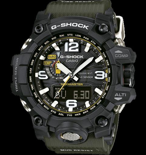 CASIO G-SHOCK Uhr - GWG-1000-1A3ER schwarz