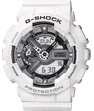 CASIO G-SHOCK Watch - GA-110C-7AER white