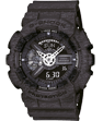 CASIO G-SHOCK Watch - GA-110HT-1AER black