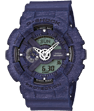 CASIO G-SHOCK Watch - GA-110HT-2AER blue
