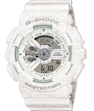 CASIO G-SHOCK Watch - GA-110HT-7AER white