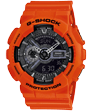 CASIO G-SHOCK Watch - GA-110MR-4AER red or pink
