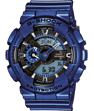 CASIO G-SHOCK Watch - GA-110NM-2AER blue