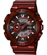 CASIO G-SHOCK Watch - GA-110NM-4AER red or pink