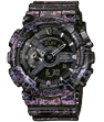 CASIO G-SHOCK Watch - GA-110PM-1AER black
