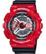 CASIO G-SHOCK Watch - GA-110RD-4AER red or pink