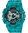 CASIO G-SHOCK Watch - GA-110SL-3AER green