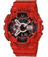 CASIO G-SHOCK Watch - GA-110SL-4AER red or pink