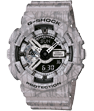 CASIO G-SHOCK Watch - GA-110SL-8AER silver