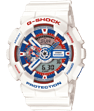 CASIO G-SHOCK Watch - GA-110TR-7AER white