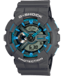 CASIO G-SHOCK Watch - GA-110TS-8A2ER silver