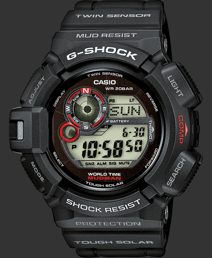 G-Shock Watches Image