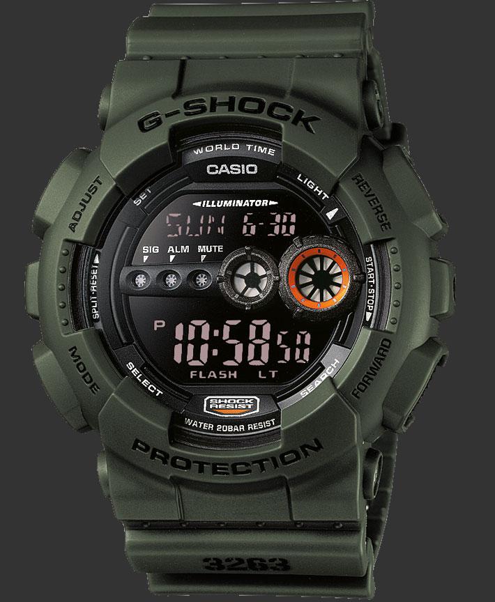 g shock gd 100gb manual