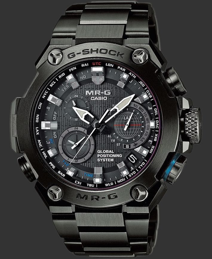 G-Shock haut de gamme MRG-G1000 MRG-G1000B-1ADR