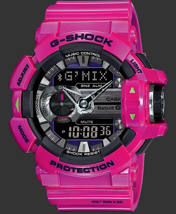 Часы g shock gba 400 1a9 casio